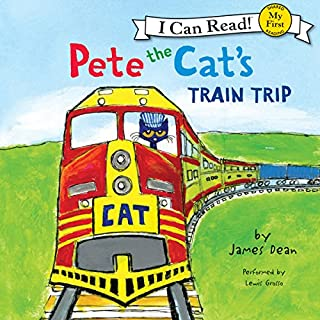 Pete the Cat's Train Trip                   Written by:                                                                                                                                 James Dean                               Narrated by:                                                                                                                                 Lewis Grosso                      Length: 4 mins     1 rating     Overall 5.0