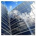 BDF S35 Window Film High Heat Rejection Reflective Silver 35 (Medium)