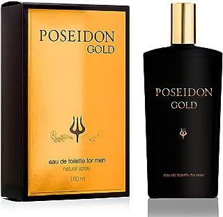 Poseidon Gold Eau de Toilette para Hombre - 150 ML