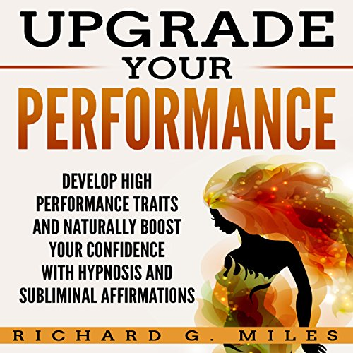 Upgrade Your Performance audiobook cover art