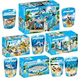 Playmobil Family Fun Lot de 10 9060 9061 9062 9063 9065 9066 9068 9069 9070 9071