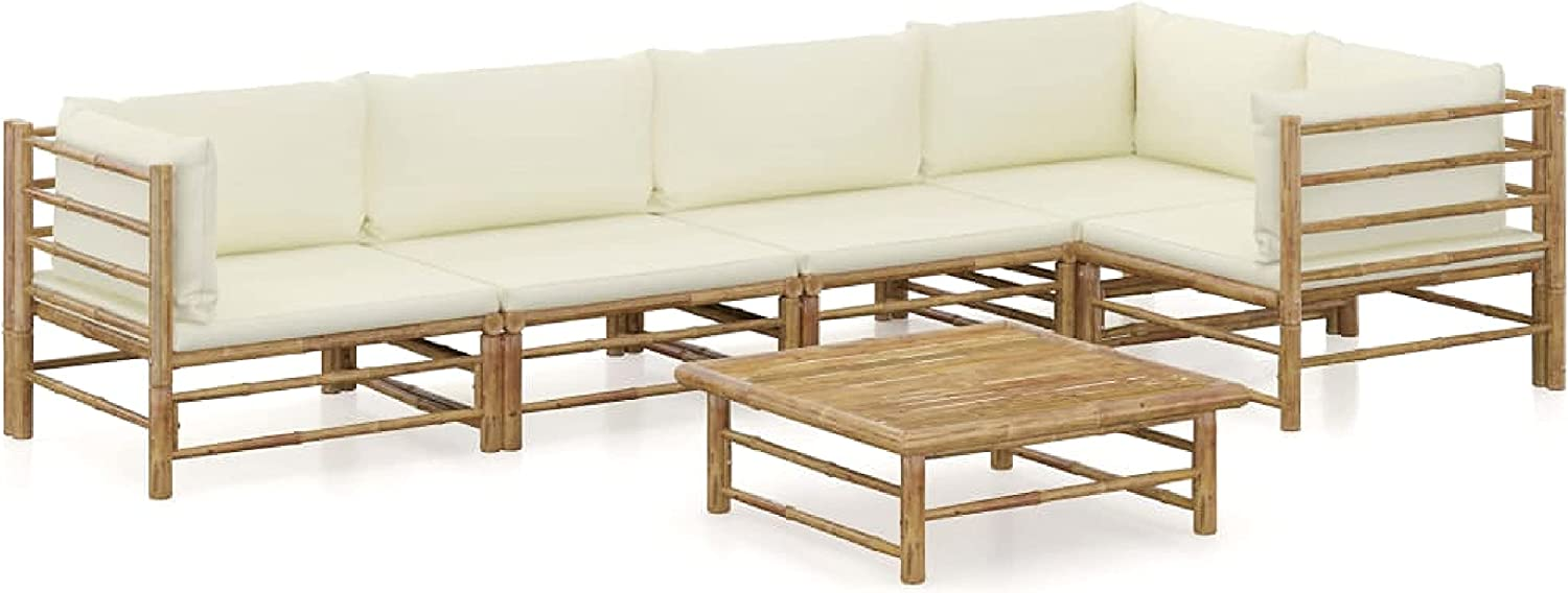 KA Company Outdoor Furniture At the price Set 6 wit Special sale item Lounge Piece Garden