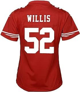 willis 49er jersey