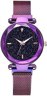 4 Colors Waterproof Luxury Starry Sky Watches