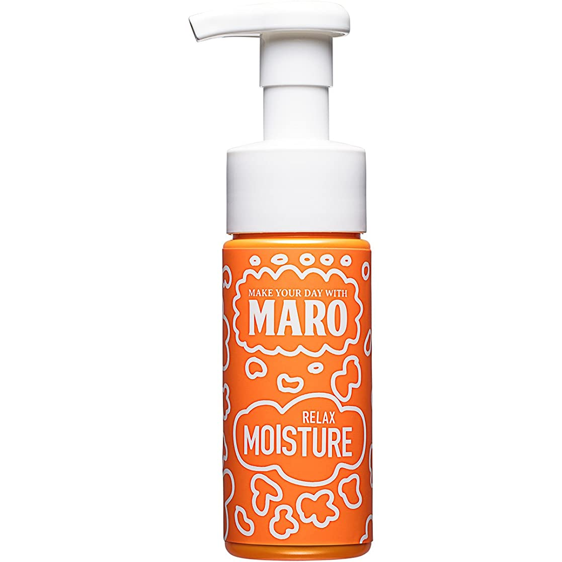 換気する奇跡的な実現可能性MARO グルーヴィー 泡洗顔 リラックスモイスチャー 150ml