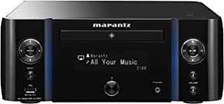 Marantz M-CR611 Network CD Receiver - with WiFi, Airplay & Bluetooth | Unlimited Music Streaming | Large Display & Vertical Accent Lighting (Discontinued by Manufacturer)