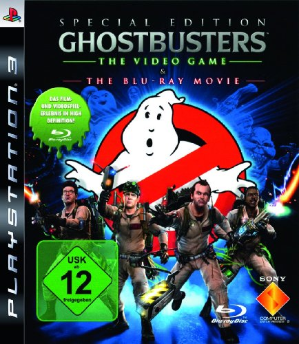 Ghostbusters: The Video Game - Special Edition Inklusive Ghostbusters Blu-ray [Edizione: Germania]