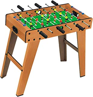 TOOYU Tabletop Foosball Table- Portable Mini Table Football/Soccer Game Set With Two Balls And Score Keeper For Adults And...