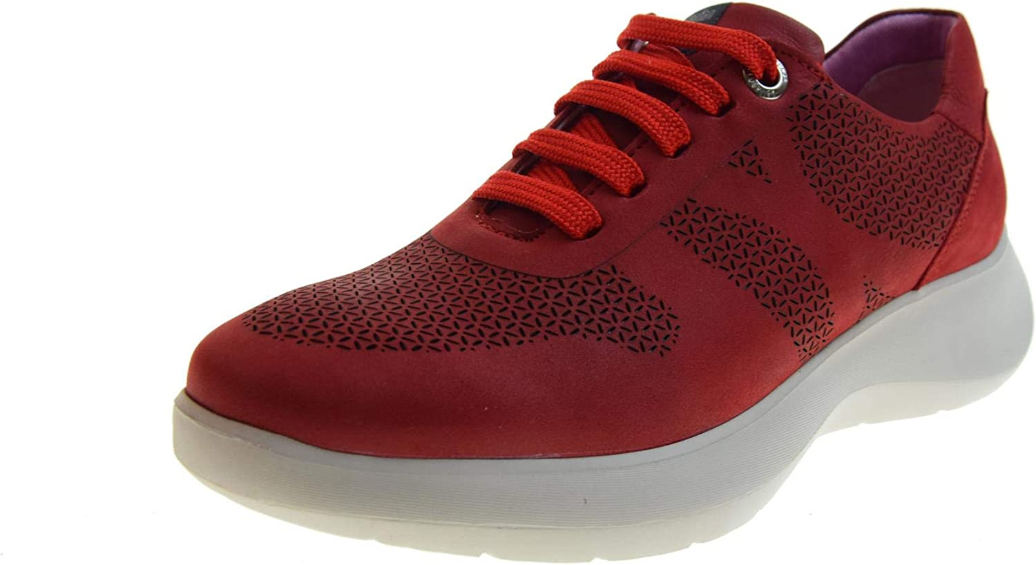CALLAGHAN women's shoes low sneakers 17001 RED