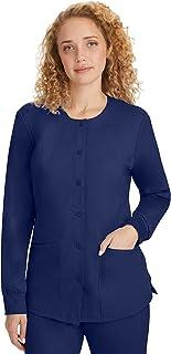 healing hands Purple Label Women's 5063 Daisy Jacket – Five Pocket Scrub Jacket