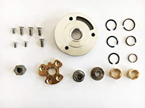 For Chevy GMC GM4 Pickup Suburban 6.5L Diesel Turbo charger Repair Rebuild Kit #12533737