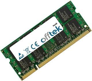 2GB RAM Memory 200 Pin DDR2 SoDimm - 1.8v - PC2-5300 (667Mhz) - Non-ECC - OFFTEK