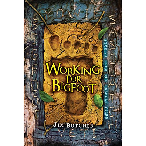 Working for Bigfoot cover art