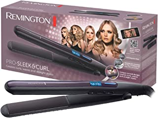 Remington Pro Sleek and Curl (Metalic Gray)