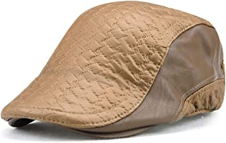 7e164e982a Men's Classic Flat Ivy Vintage Newsboy Driving Cap Golf Hunting Cabby Hat