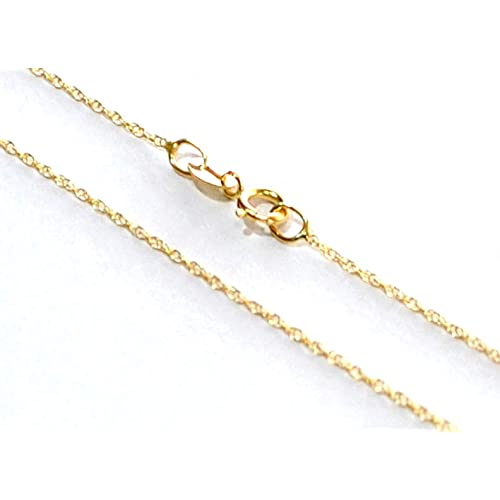 c69ec812cbf38 24 Inch 9ct Gold Chain: Amazon.co.uk