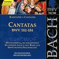 Bach:Cantatas Bwv.182