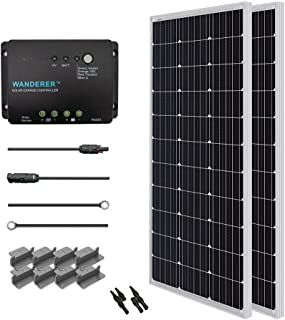 Best solar power kits for sheds Reviews