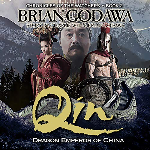 Qin: Dragon Emperor of China cover art