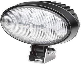 HELLA 1 GB 996 486-001 reflektor roboczy LED - owalny 90 Gen. II - 12/24 V - 4300 lm - montaż - stojący - oświetlenie blis...