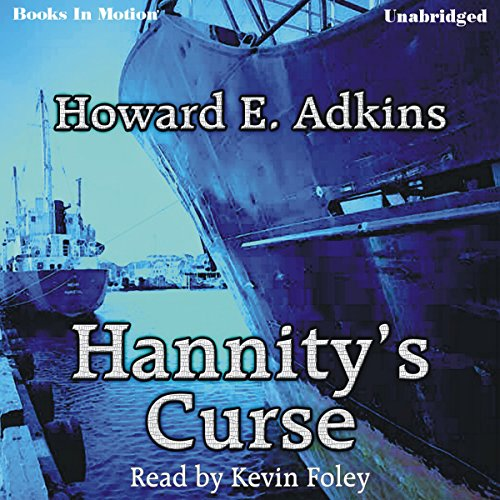 Hannity's Curse audiobook cover art