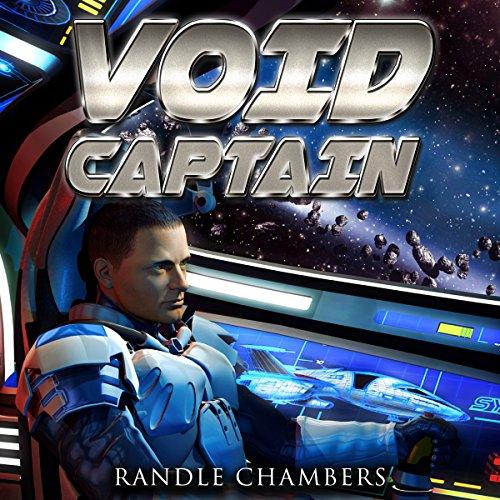 Void Captain audiobook cover art