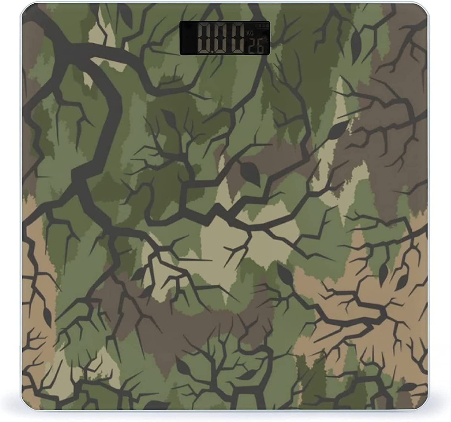 Thorn Camouflage Cheap sale Pattern Seamless Highly Accurate Low price Smart Fitness