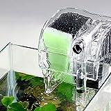 Elenxs Filtre 3 en 1 suspendu pour aquarium