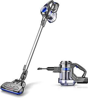 MOOSOO M X6 Cordless 4 in 1 Powerful Suction 10Kpa Stick Handheld Vacuum Cleaner for Home Hard Floor Carpet Car Pet Lightw...