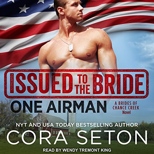 Issued to the Bride: One Airman audiobook cover art