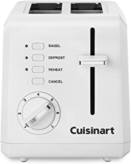 Cuisinart Compact 2-Slice Toaster with 1½