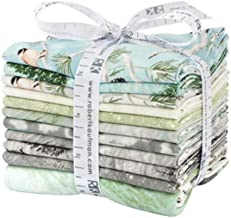 Winter White:Solstice Winter Colorstory 11 Fat Quarter Bundle by Lynnea Washburn for Robert Kaufman