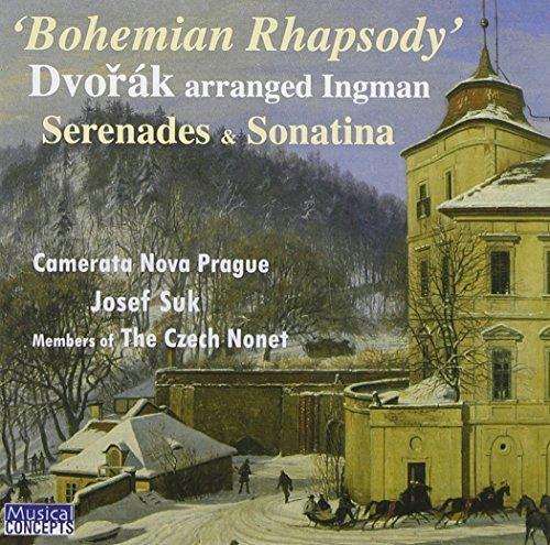 'Bohemian Rhapsody' - Dvorak Serenades and Sonatina by MUSICAL CONCEPTS (2011-11-08)