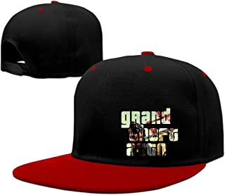 GTA Logo Baseball Cap Hip-Hop Style