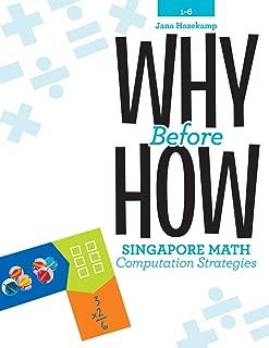 Why Before How: Singapore Math Computation Strategies, Grades 1-6