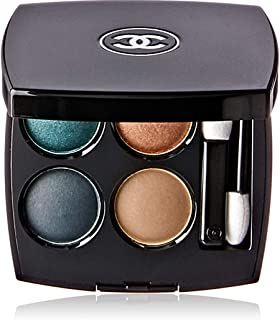 Chanel Les 4 Ombres Multi-Effect Quadra Eyeshadow - 288 Road Movie for Women - 0.07 oz Eye Shadow, 2.1 ml