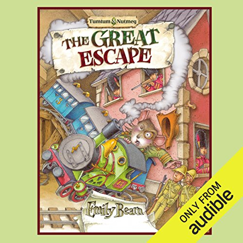 Tumtum and Nutmeg: The Great Escape audiobook cover art