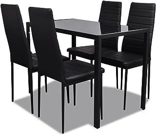 Amazon.es: conjunto mesas y sillas comedor - Festnight