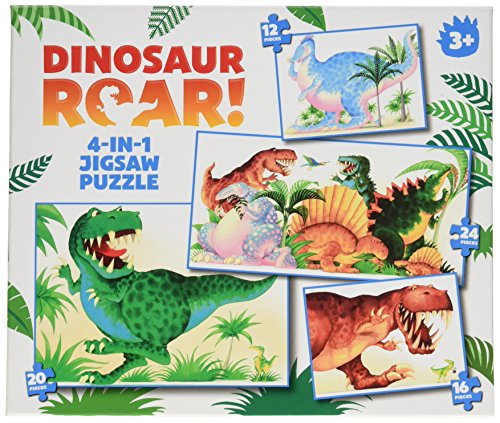 4575 Dinosaur Roar 4: 1 Puzzle