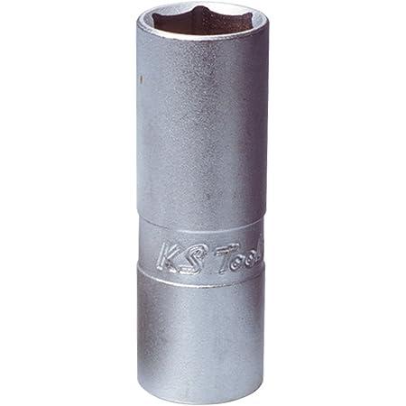 Argento fengzong 14MM Mini Presa per Candela Rimuovere Chiave a Parete Sottile Strumento di rimozione Magnetica a 12 Punti unit/à da 3//8 di Pollice per BMW Mini BI415