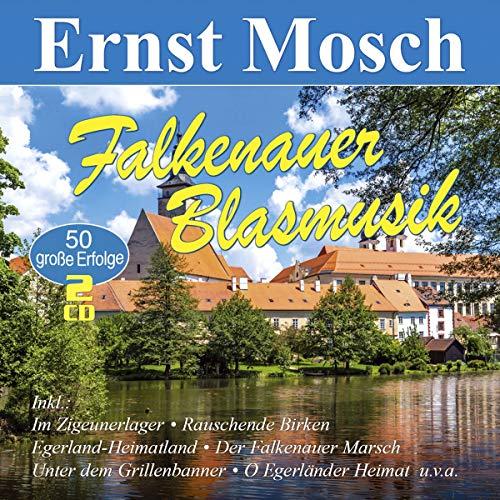 Falkenauer Blasmusik - 50 große Erfolge