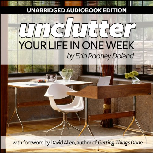 Page de couverture de Unclutter Your Life in One Week