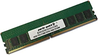 parts-quick 16GB Memory for Lenovo ThinkSystem SN550 DDR4 2666MHz RDIMM