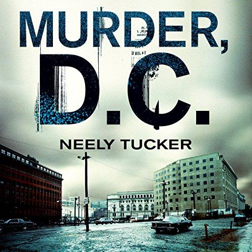 Murder, D.C. audiobook cover art