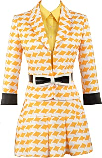 Cos-Love Heathers The Musical Rock Cosplay Chandle Stage School Uniform Dress Women Outfit Full Set(in Stock)