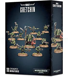 Games Workshop Warhammer 40,000 Ork Gretchins