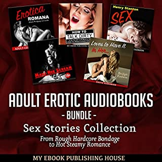 Adult Erotic Audiobooks Bundle audiobook cover art