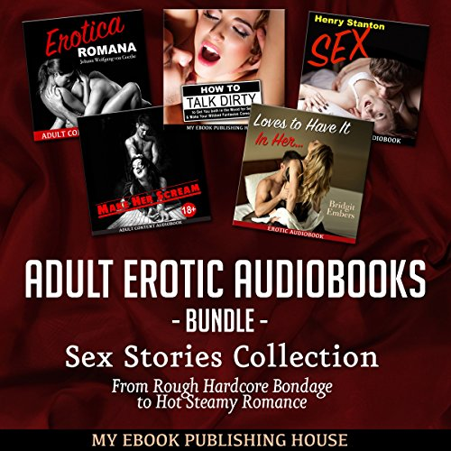Adult Erotic Audiobooks Bundle audiobook cover art