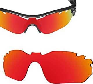 New 1.8mm Thick UV400 Replacement Lenses for Oakley Radar Edge Vented - Options