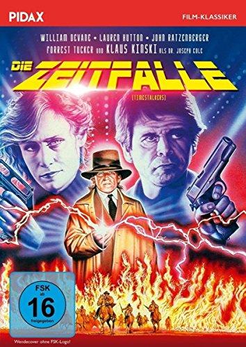 Die Zeitfalle (Timestalkers) / Packender Science-Fiction-Film von Brian Clemens mit Starbesetzung (Pidax Film-Klassiker)